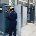 Bảo trì hệ thống máy nén khí