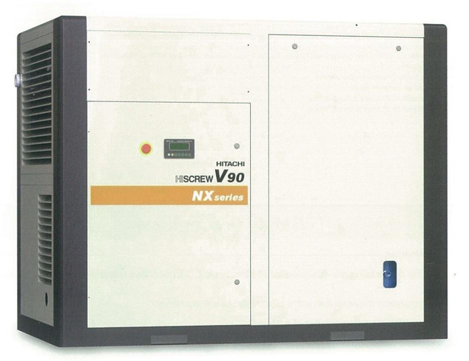 Máy nén khí Hitachi 90kW
