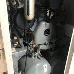 Máy nén khí cũ Hitachi 7.5kW