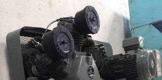 Máy nén khí piston Hitachi 11kW