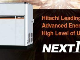 Máy nén khí Nhật cũ Hitachi được nhiều người lựa chọn